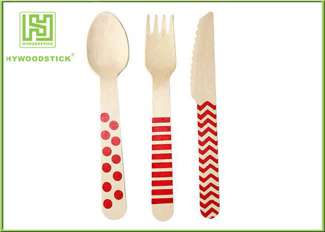 Beautiful Eco Friendly Cutlery Cutlery Special Handle Tiny Wooden Spoons For Cake